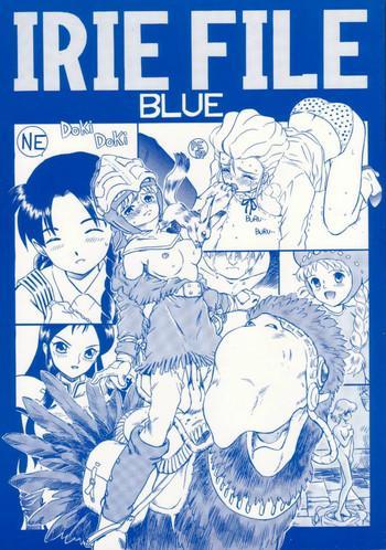 Hairy Sexy IRIE FILE BLUE- Nausicaa of the valley of the wind hentai Shippuu iron leaguer hentai Relatives 1